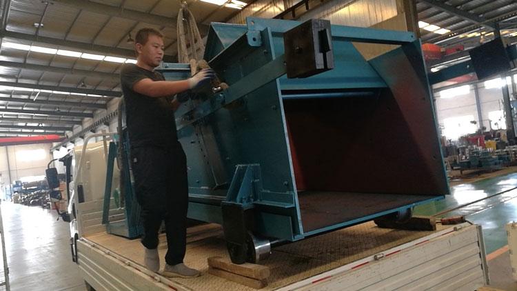 山东BB平台机电往复式给煤机发货